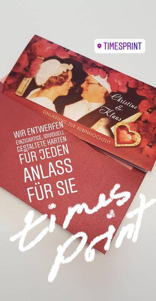 Einladungskarten Hannover